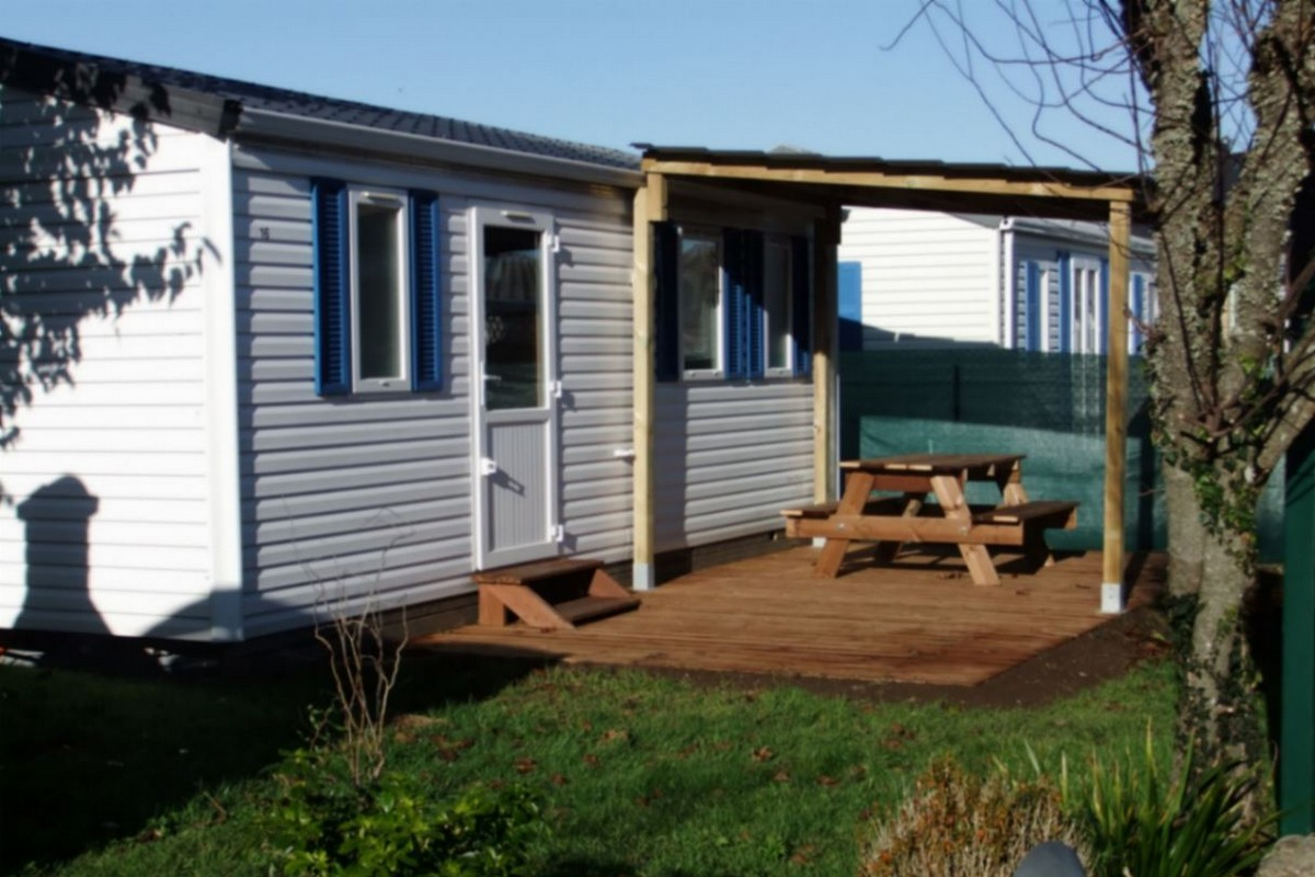 Mobil homes - Camping L'Idéal - Erdeven